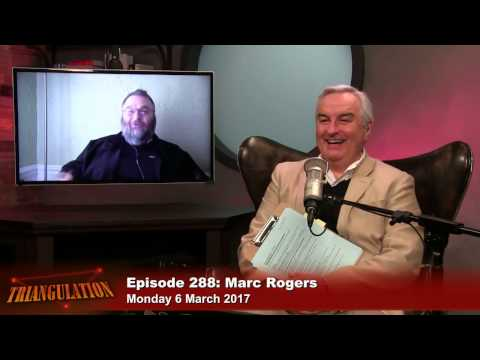 Triangulation 288: Marc Rogers