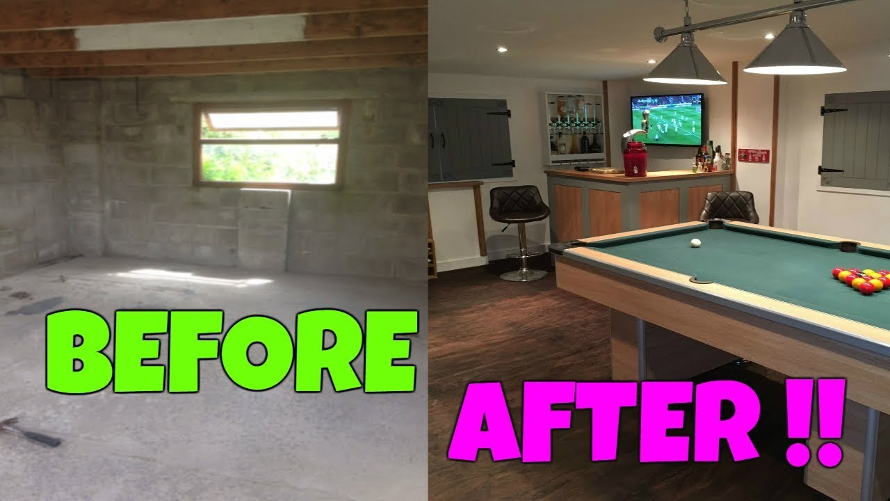 Garage Conversion Man Cave Man Cave Garage Conversion Pool Room Mini Pub