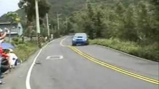 真實台灣拉力賽:Impreza STI 超暴力四輪橫移甩尾過彎-台北八里站 thumbnail