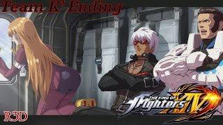 Team K' Ending - The King of Fighters XIV [English, Full 1080p HD]