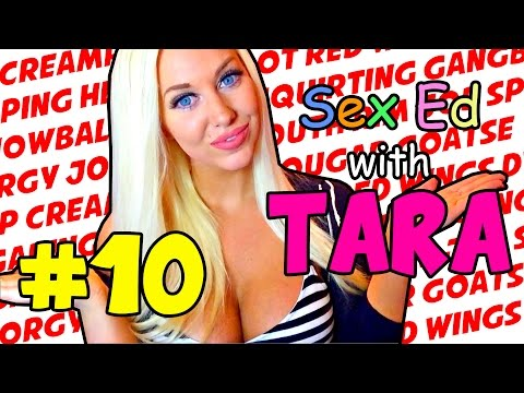 Sex Ed with Tara #10 - Sex Terms and Slang