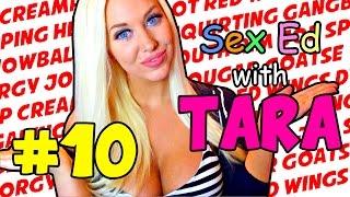 Sex Ed with Tara #10 - Sex Terms and Slang