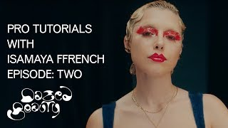 Dazed Beauty: Pro Tutorials with Isamaya Ffrench Episode 2