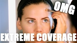 EXTREME COVERAGE Foundation ... OMG!!!