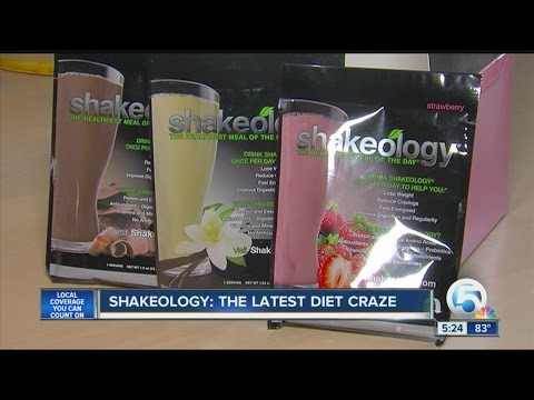 Shakeology: the latest diet crazy