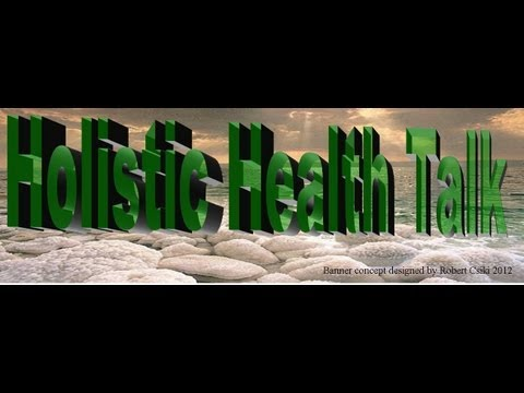 Holistic Health Talk-James P  Madonna-Shanghai China-Shirley Chen-Traditional Chinese Medicine