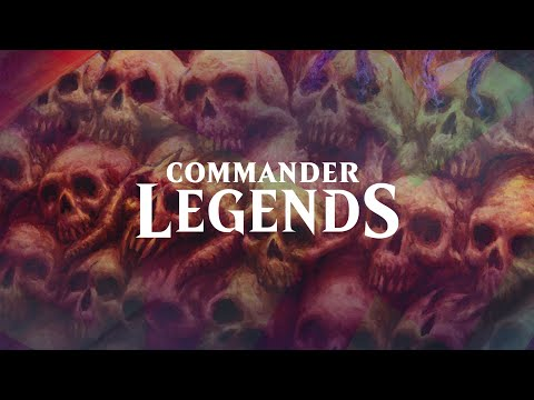Commander Legends Draft Boosterbox - terve karbi avamine