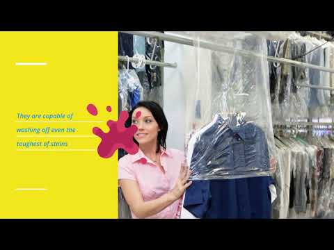 Professional Dry Cleaning Services