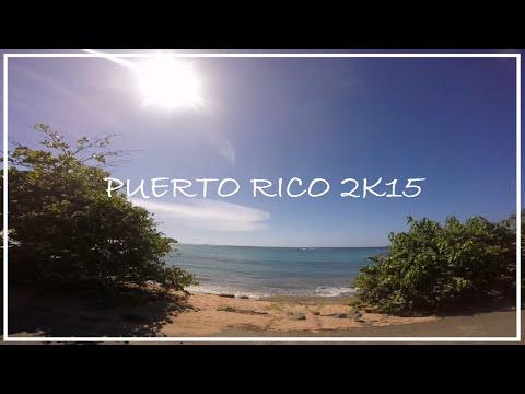 Puerto Rico Adventures | August 2k15