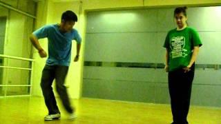 Gambar cover Gene Pao vs. Luke (round 2) (Pinoy Funk'in Styles Training)