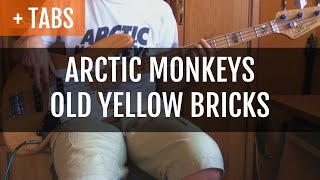 Baixar Arctic Monkeys - Old Yellow Bricks (Bass Cover with TABS!)