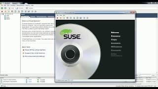 Suse linux enterprise server 11 sp4 installation on vmware