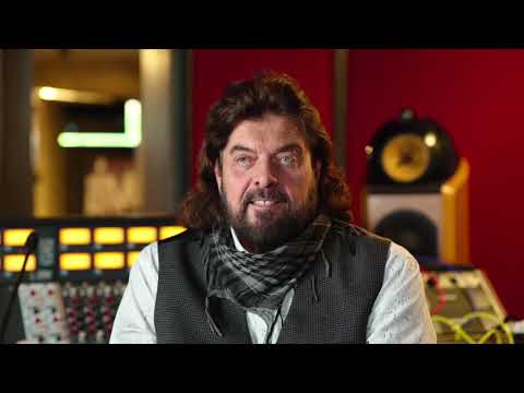 """Alan Parsons  - Making of """"The Sorcerer's Apprentice"""" (From The New Album, """"The Secret"""")"""