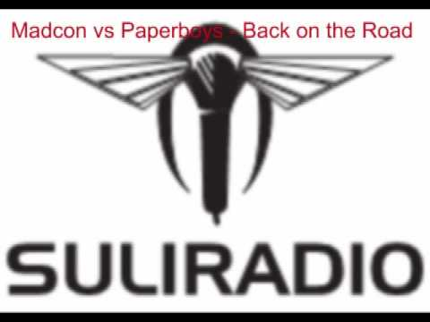 SULIRADIO 01.28---Madcon vs Paperboys - Back on the Road mp3