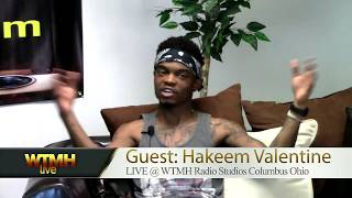 Up Close & Personal with DJ NonStop Special Guest:  Hakeem Valentine