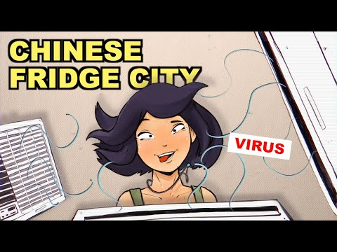 How Hong Kong Became A Giant Refrigerator