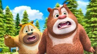 Забавные медвежата - 36 Серия: Мамы нет дома - Классные Мультики