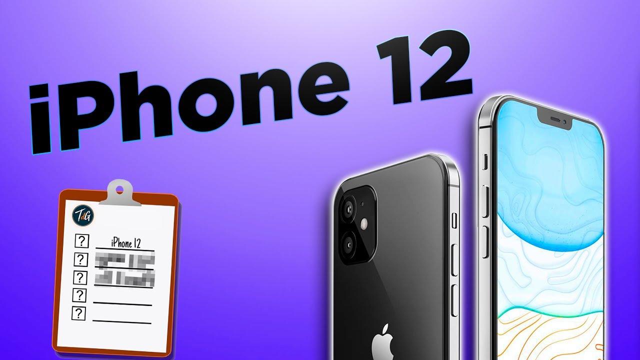 iPhone 12, TODO LO QUE DEBE TENER para TRIUNFAR!!!