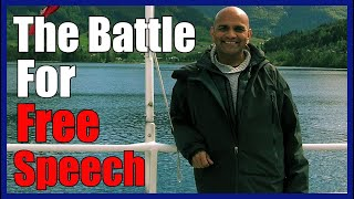 """Acadia U Prof Rick Mehta """"The Education System Needs To Come Down Like The Berlin Wall"""""""