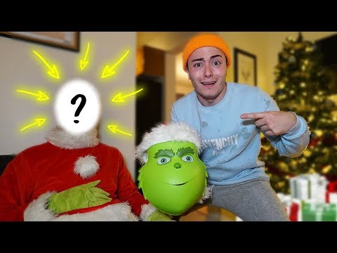 I Finally UNMASKED THE GRINCH WHO STOLE CHRISTMAS! (YOU WON'T BELIEVE THIS!)