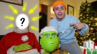 I Finally UNMASKED THE GRINCH WHO STOLE CHRISTMAS! (YOU WON