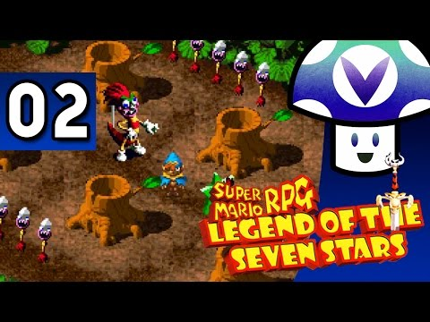[Vinesauce] Vinny - Super Mario RPG: Legend of the Seven Stars (part 2)
