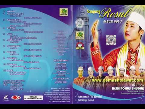 Full Album Sanjung Rosul - Inshirosus Shudur (Cabang Is'adul Ahbab) | Album Vol 3