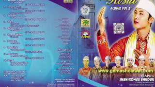 Full Album Sanjung Rosul Inshirosus Shudur Cabang Is 39 adul Ahbab Album Vol 3