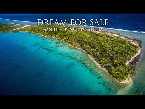 Dream for sale - Manihi French Polynesia