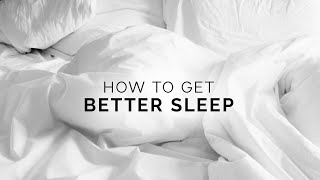How to Get Better Sleep for Students