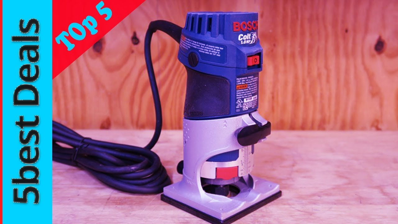 Best Wood Router 2020.Top 5 Best Wood Router 2020 Buying Guide