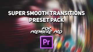 Smooth Transition Premiere Pro Free Download