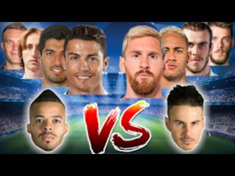 ULTIMATE 5-A-SIDE GAME | BILLY VS JEZZA