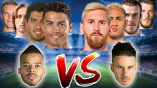 Video ULTIMATE 5-A-SIDE GAME | BILLY VS JEZZA download MP3, 3GP, MP4, WEBM, AVI, FLV Desember 2017