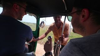 GIVING FREE RIDES TO LOCALS - Sri Lanka Challenge