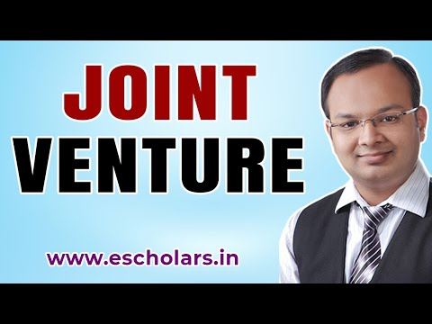 #1   Joint venture (Part:1)   Financial accounting   CA   CS   CMA   B.com