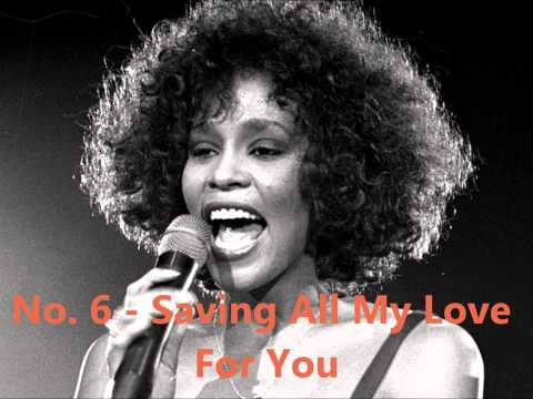 Whitney Houston - Top 10 Songs