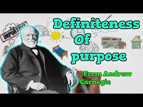 Definiteness of Purpose_HowtoRaiseyourSalary_Napoleon Hill