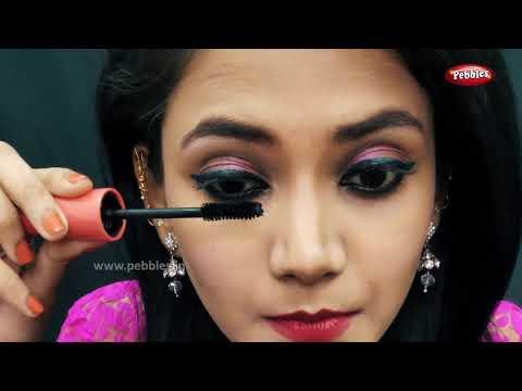 How to apply Mascara in Hindi | Masacra Kaise Lakaye | Mascara Makeup Tutorial For Beginners Hindi