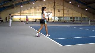 Download Ana Ivanovic Practicing at Generali Ladies Linz (WTA Tour) MP3 song and Music Video