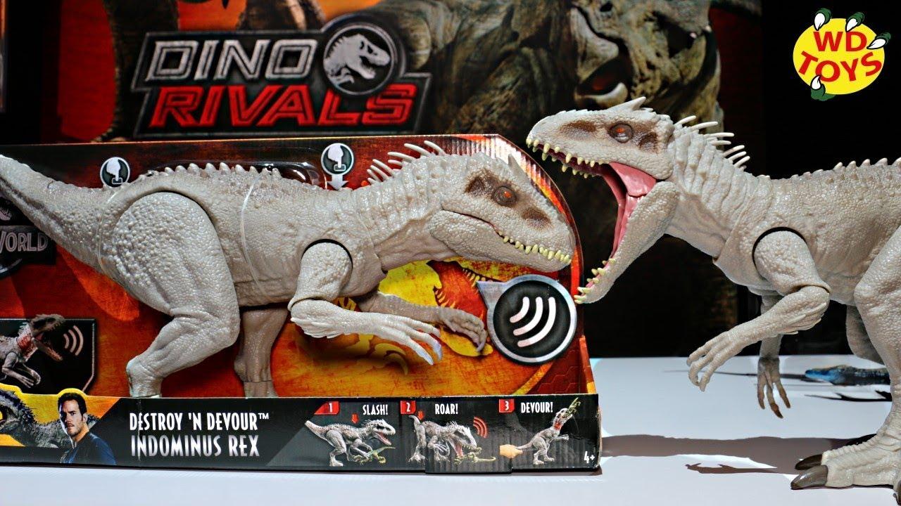 INDORAPTOR Jurassic World 2 Fallen Kingdom Indominus Rex Dinosaur Figure B