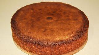 Бисквит классический. Очень простой рецепт бисквита. Секреты приготовления.  Моя Dolce vita