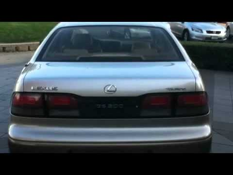 1995 Lexus Gs 300 Dallas Tx Youtube