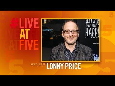 Broadway.com LiveatFive with Lonny Price