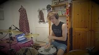 Fontaines D.C. - Oh Such A Spring - (Drum Cover)