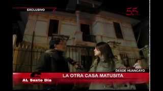 La otra Casa Matusita: una historia de terror que conmociona a todo Huancayo