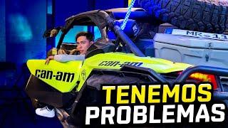 TENEMOS PR0BLEMAS CON EL CAN-AM *Ya no sirve* | ManuelRivera11