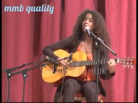 Somalia girl talent amazing song 2014