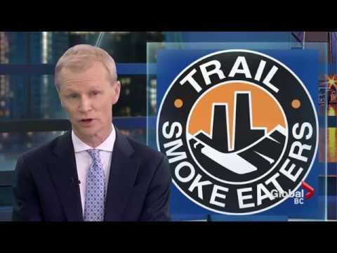 Trail Smoke Eaters on Global BC