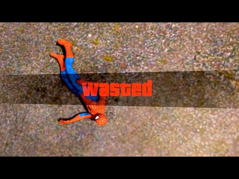 GTA 5 Epic Wasted Compilation SPIDERMAN ep.86 (Funny Moments)